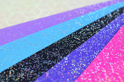 Holographic Glitter Paper Fong Teng Technology Are The